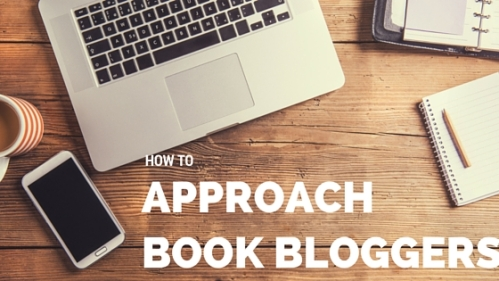 APPROACH BOOK BLOGGERS